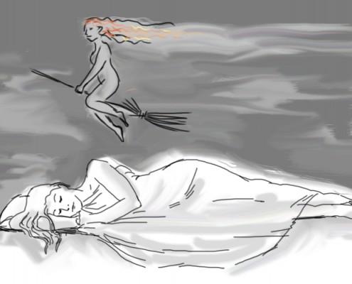 сновидческая